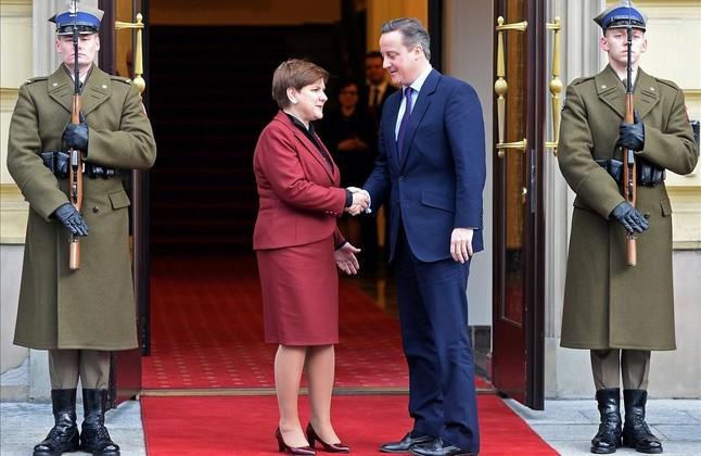 Cameron no logra convencer a los brit�nicos para evitar el 'Brexit'