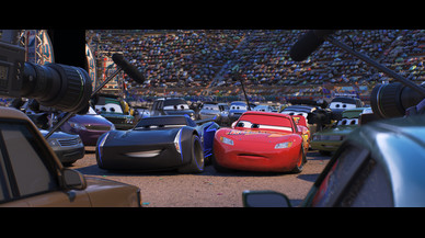 'Cars 3': el poder de la vella escola