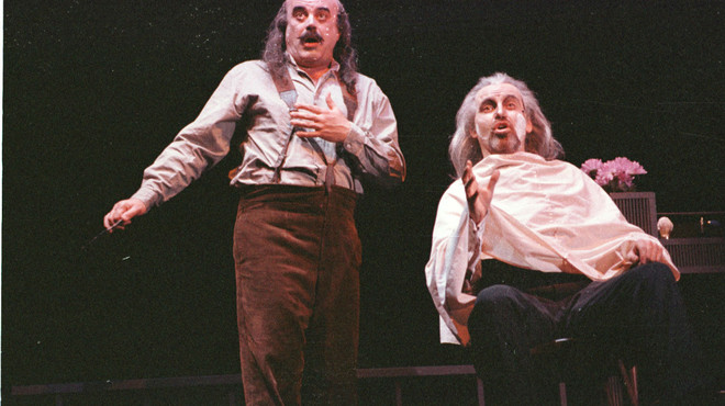 Una funció escolar de 'Sweeney Todd' acaba amb dos alumnes amb talls al coll
