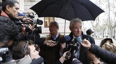 Del Olmo porta davant el jutge l'amic que el va estafar