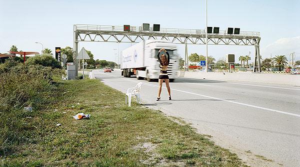 prostitutas en las carreteras fotografias de prostitutas