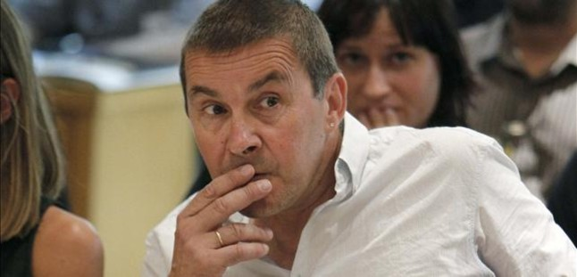 Otegi, sancionado con 12 días de aislamiento por un audio difundido desde la cárcel
