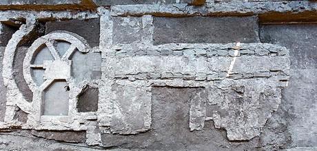 Un mausoleu romà emergeix sota el Museu Marítim