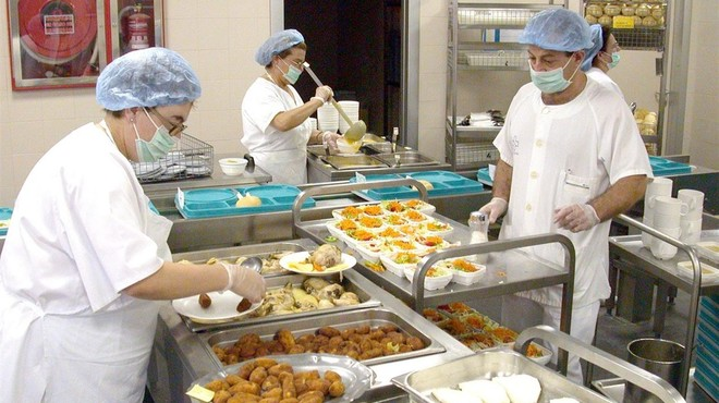 El menjar és el servei més mal valorat a l'Hospital de Viladecans i els centres de l'ICS