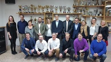 Claudi Martí assumeix la presidència del Club Natació Sabadell
