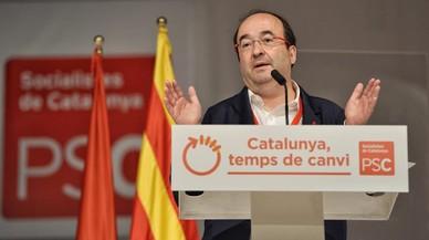 Iceta cierra el congreso pidiendo reconocer Catalunya como nación
