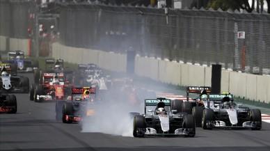 Hamilton guanya a Mèxic però Rosberg fa un altre pas cap al títol