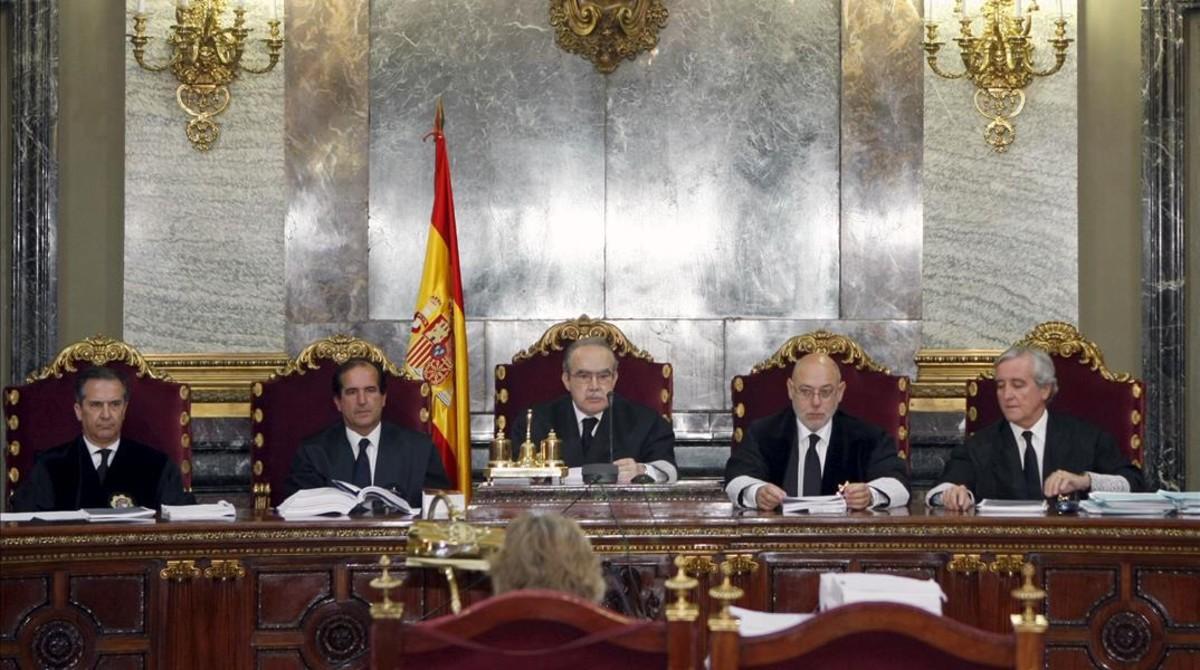 Jos manuel maza nuevo fiscal general del estado for Sala 4 tribunal supremo
