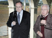 Josep Llu�s Bonet y Josep Ferrer, en el 2013.