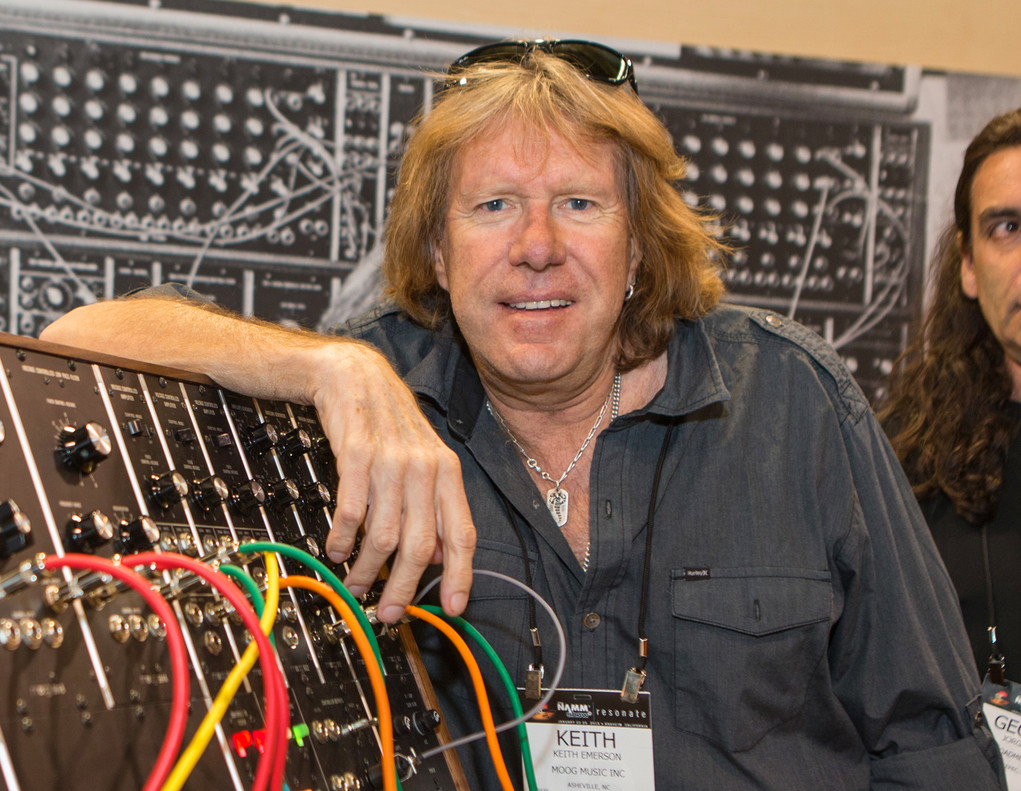 Muere Keith Emerson, leyenda del rock progresivo