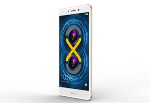 Llega una versión prémium del 'smartphone' Honor 6X
