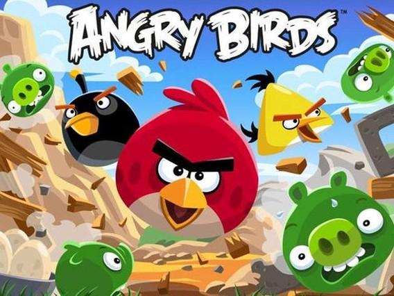'Angry Birds' saltará de los videojuegos al cine en el 2016