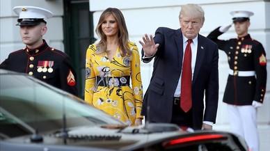 La imatge internacional dels Estats Units s'enfonsa sota el mandat de Trump