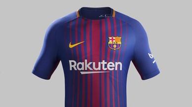 Així és la pròxima samarreta del Barça