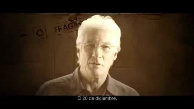 Richard Gere exigeix al pròxim president espanyol que no s'oblidi dels 40.000 sense sostre