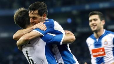 L'Espanyol confirma l'escalada amb el primer triomf a casa