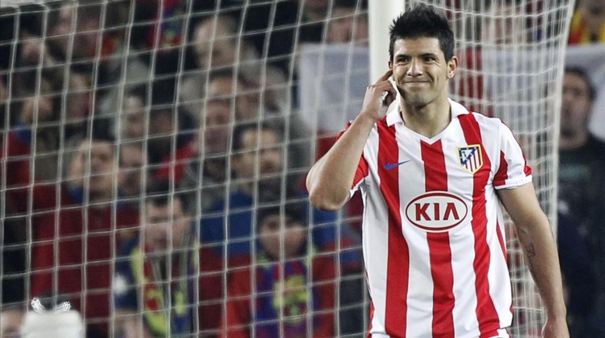 Football Leaks desvela que Sergio Ag�ero podr�a haber jugado en el Real Madrid