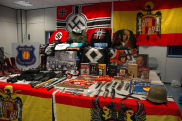 Detenidos otros cuatro nazis por la agresión ante la sala Stroika de Manresa