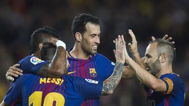 Así están las apuestas del Barcelona para la Champions