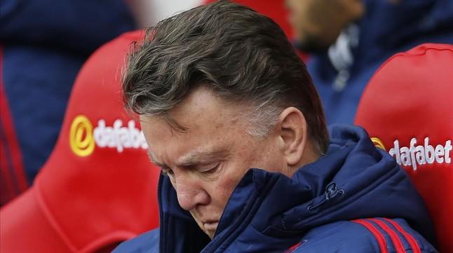 Van Gaal destroza la historia del United