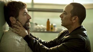 Fotograma de 'Tarde para la ira', dirigida por Raúl Arévalo.