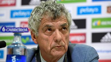 Ángel María Villar dimiteix del seu càrrec a la UEFA