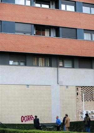 Una mujer se suicida cuando iban a desalojarla de su vivienda en Barakaldo