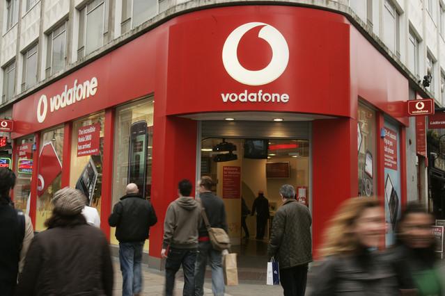 Vodafone estudia traslladar la seva seu fora del Regne Unit pel 'brexit'
