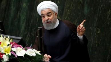 Irán amenaza con abandonar el acuerdo nuclear si EEUU no frena las sanciones