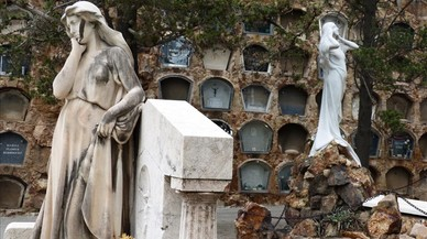 L'art enterrat de Montjuïc