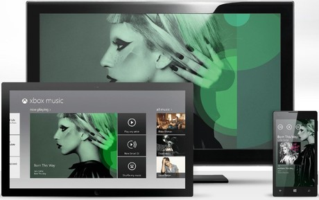 Xbox Music.