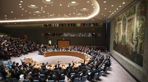 El Consejo de Seguridad, reunido.