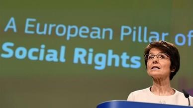 Brussel·les proposa ampliar a 4 mesos els permisos retribuïts per paternitat