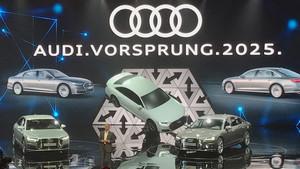 La nueva era de Audi arranca con el A8.