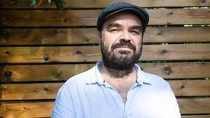 El director Xavier Gens, tras la presentación en Sitges de La pell freda