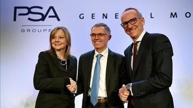 El grup Peugeot Citroën compra Opel i es converteix en el número dos del sector a Europa