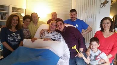 Mor Luis de Marcos, el malalt d'esclerosi que va demanar legalitzar l'eutanàsia