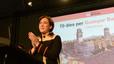 """Ada Colau insta a """"desemmascarar els falsos sobiranistes"""" en al·lusió a CiU"""