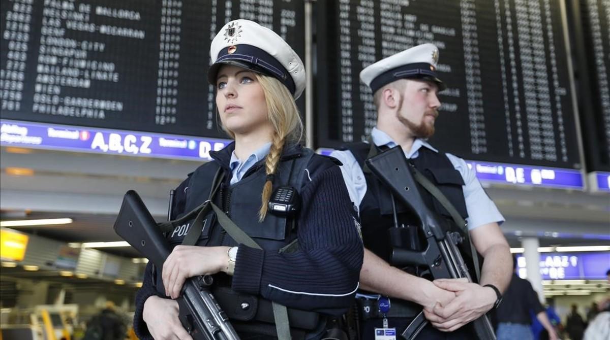 Alerta máxima en Europa tras los atentados