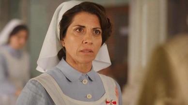 Una enfermera desafía a un coronel
