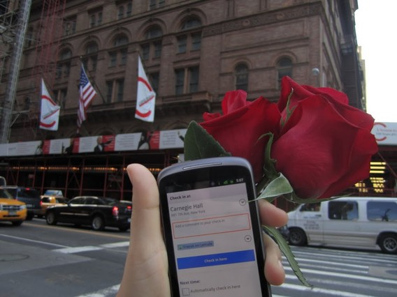Un programador pide matrimonio a su novia a trav�s de Google Maps