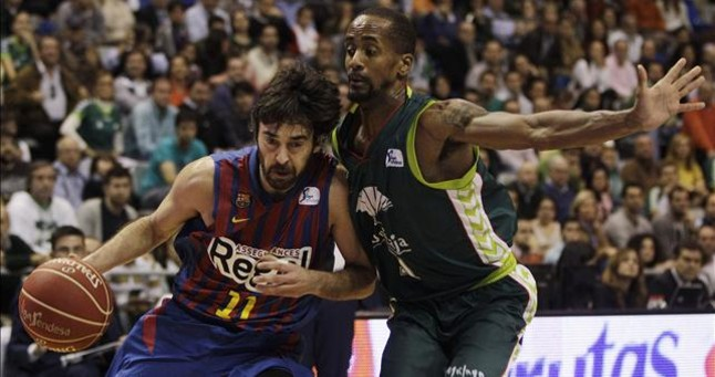 El Barça agrava su caída libre en Málaga