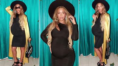 Beyoncé, crónica de un embarazo 'instagramer'