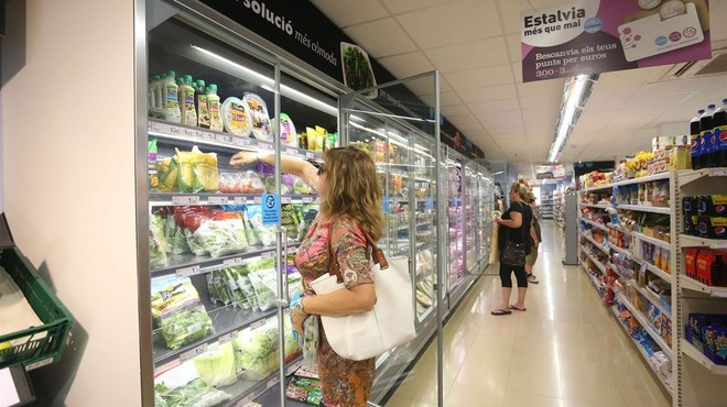 Caprabo abre en Terrassa su supermercado número 20 del Vallès Occidental