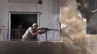 En Raqqa todavía permanecen 2.000 combatientes del Estado Islámico