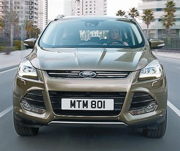Nuevas pautas para el Ford Kuga