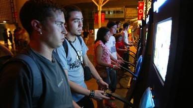 Los expertos alertan de que hay más adicción a los videojuegos en verano