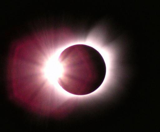 El eclipse total de Sol, en directo