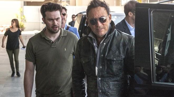 Bruce Springsteen agraeix el mosaic del Camp Nou des del seu compte de Twitter
