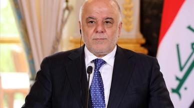 """El primer ministre de l'Iraq anuncia el """"final de la guerra"""" contra l'Estat Islàmic"""